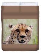 Cheetah No.1 Duvet Cover