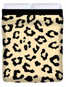Cheetah Fur Duvet Cover