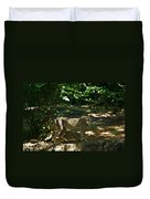 Cheetah On The In The Forest 2 Duvet Cover