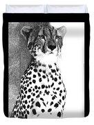 Cheetah Duvet Cover