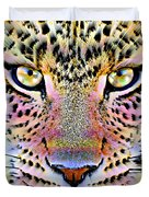 Cheetah Vi Duvet Cover