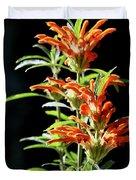 Cheeto Plant Portrait Duvet Cover