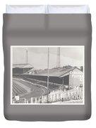 Chelsea - Stamford Bridge - East Stand 2 - August 1969 Duvet Cover