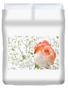 Cherish Duvet Cover by Andee Design