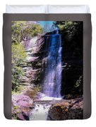 Cherokee Falls Duvet Cover