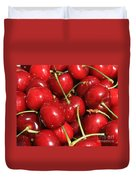Cherries  Duvet Cover