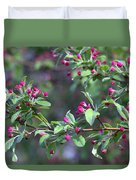 Cherry Blossom Blooms Duvet Cover