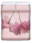Cherry Blossom Froth Duvet Cover