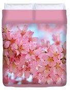Cherry Blossom Pastel Duvet Cover