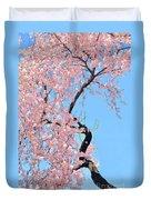 Cherry Blossom Trilogy IIi Duvet Cover