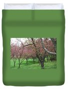 Cherry Blossom Duvet Cover