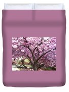Cherry Blossom Wonder Duvet Cover