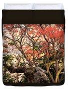 Cherry Blossoms II Duvet Cover