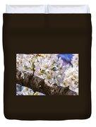 Cherry Tree Duvet Cover