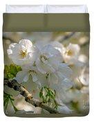 Cherryblossom Flowers 2 Duvet Cover