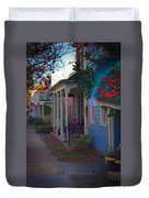 Chesapeake City Too Duvet Cover