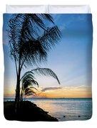 Chesapeake Sunset - Full Color Duvet Cover