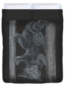 Cheshire Cat Duvet Cover