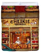 Cheskies Hamishe Bakery Duvet Cover