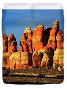 Chesler Park Sandstone Towers Duvet Cover