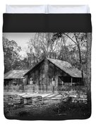 Chesser Island Homestead Duvet Cover