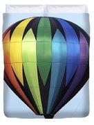 Chester County Balloon Fest 31 Duvet Cover