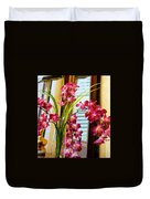 Chester House Flowers Duvet Cover
