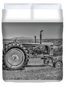 Chesterfield Tractor Duvet Cover