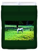 Chestnut Hill Horse Duvet Cover