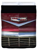 Chevrolet 17 Duvet Cover