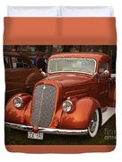 Chevrolet 1936 Duvet Cover