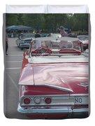 Chevrolet Impala Duvet Cover