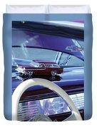 Chevrolet Nomad Toy Car Duvet Cover