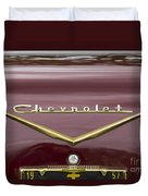 Chevrolet 4 Duvet Cover
