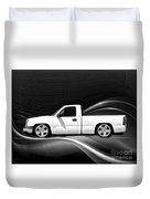 Chevrolet Super Sport Pickup Duvet Cover