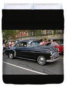 Chevy 1950 Duvet Cover