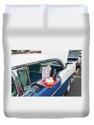 Chevy 2046 Duvet Cover