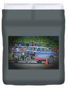 Chevy Nova Ss 359 Ci Duvet Cover