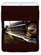 Chevy Nova Ss Duvet Cover by Cale Best