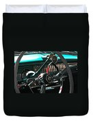Chevy Powerglide Duvet Cover