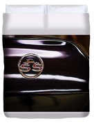Chevy Ss Duvet Cover