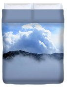 Cheyenne Mountain Duvet Cover