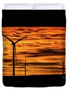 Cheyenne Sunrise Duvet Cover