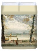 Cheyne Walk Duvet Cover