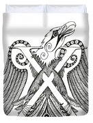 Chi Eagle Duvet Cover