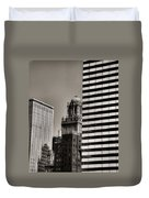 Chicago Architecture - 14 Duvet Cover