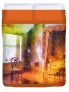 Chicago Art Institute Miniature Room Pa Prismatic 07 Duvet Cover