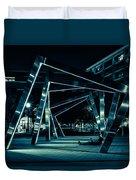 Chicago Blues Duvet Cover