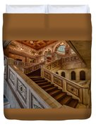 Chicago Cultural Center Stairs Duvet Cover