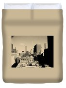 Chicago Loop Skyline Duvet Cover